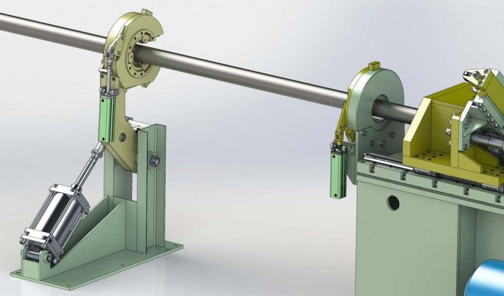 Комбинация двух люнетов АЛН-85П и АЛ-85П